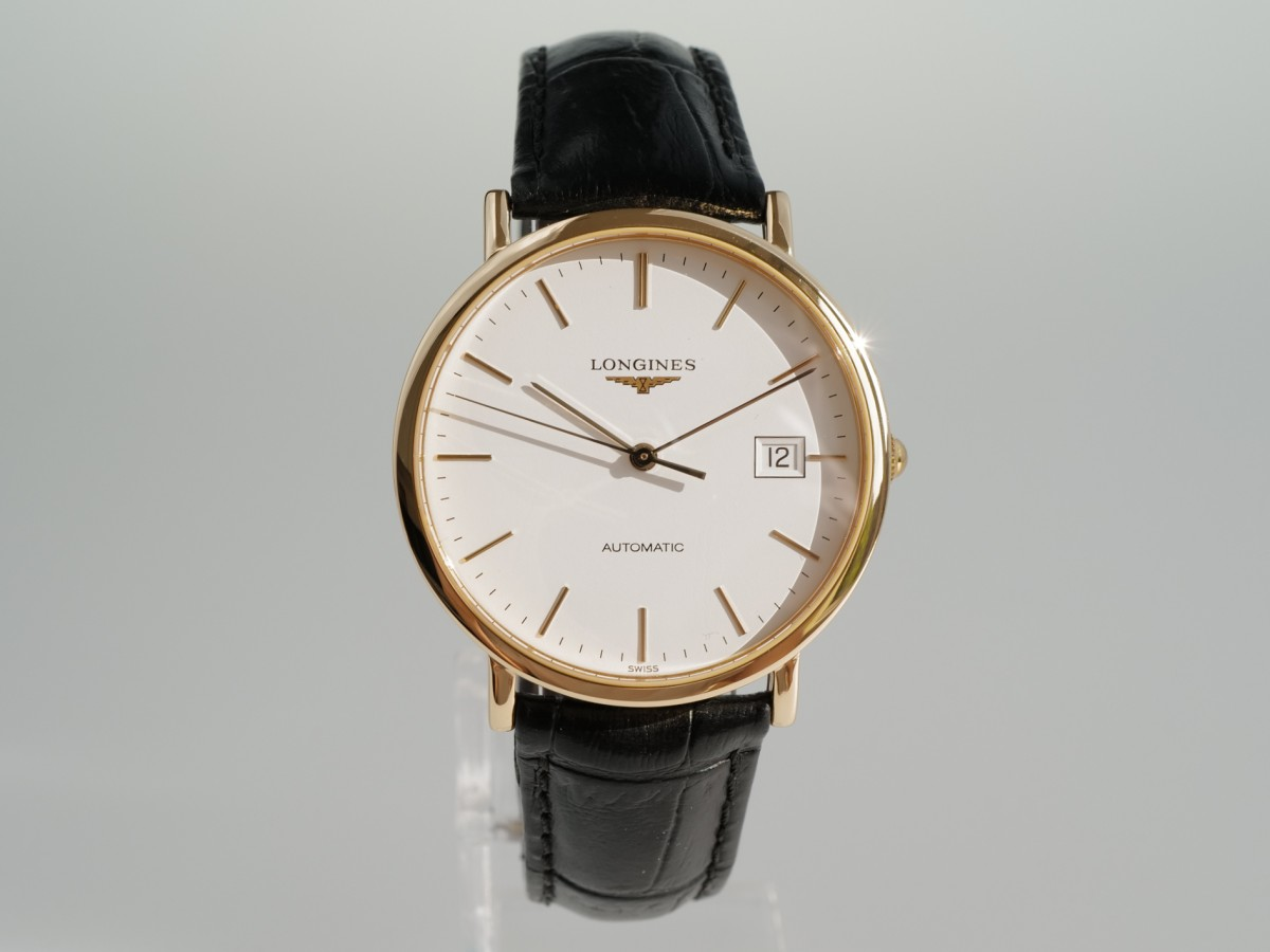Швейцарские часы Longines Presence Automatic Gold
