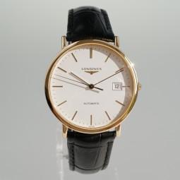 Швейцарские часы Longines Presence Automatic Gold