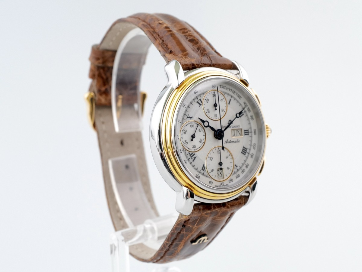 Швейцарские часы Maurice Lacroix Masterpiece Chronograph