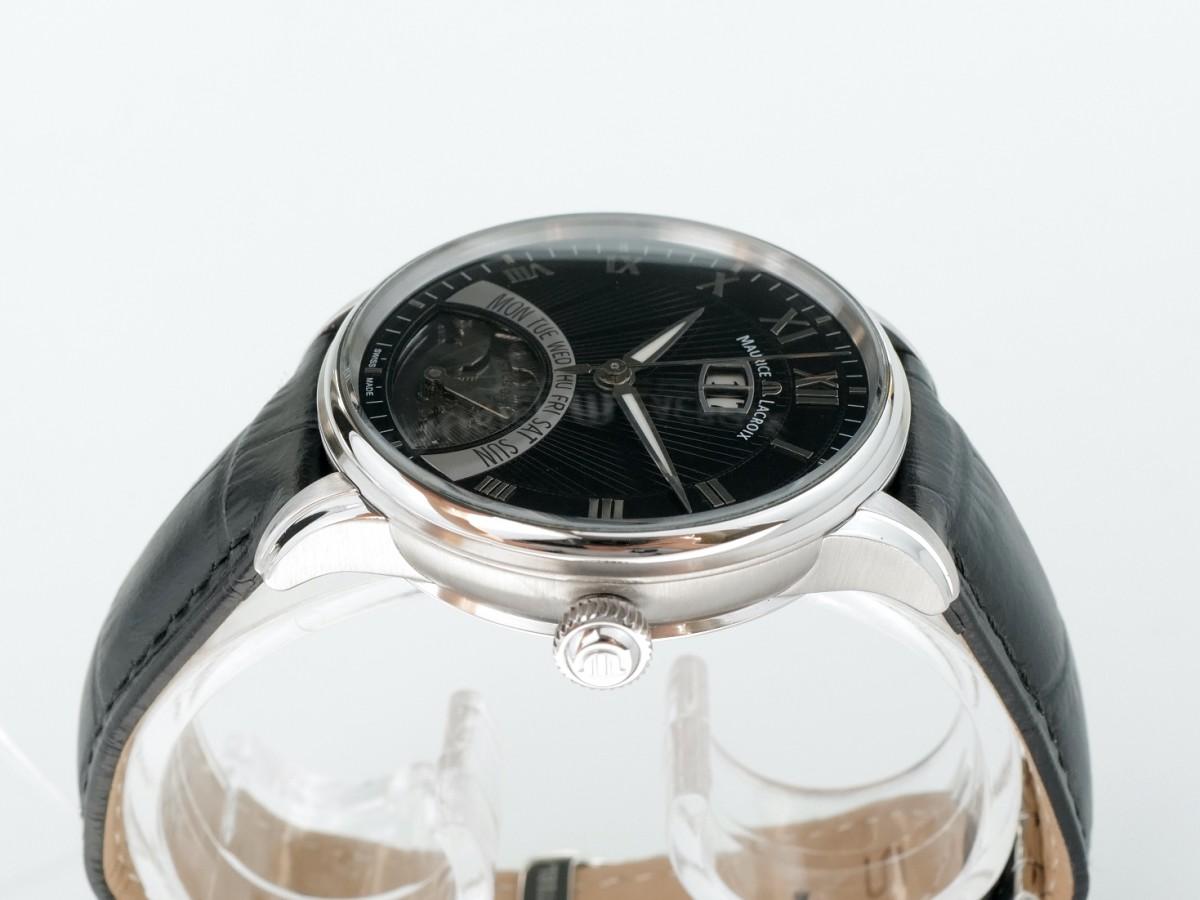 Швейцарские часы Maurice Lacroix Masterpiece Jours Retrograde