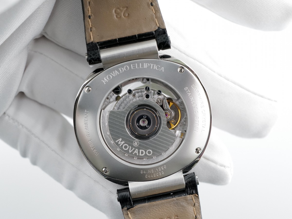Швейцарские часы Movado Elliptica