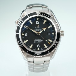Швейцарские часы Omega Seamaster Planet Ocean Casino Royal 007 Limited 45mm