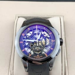 Швейцарские часы Perrelet Skeleton Split Seconds Chronograph A1045