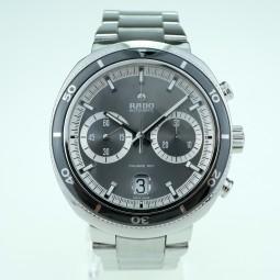 Швейцарские часы Rado D-Star 200 Chronograph 44 mm