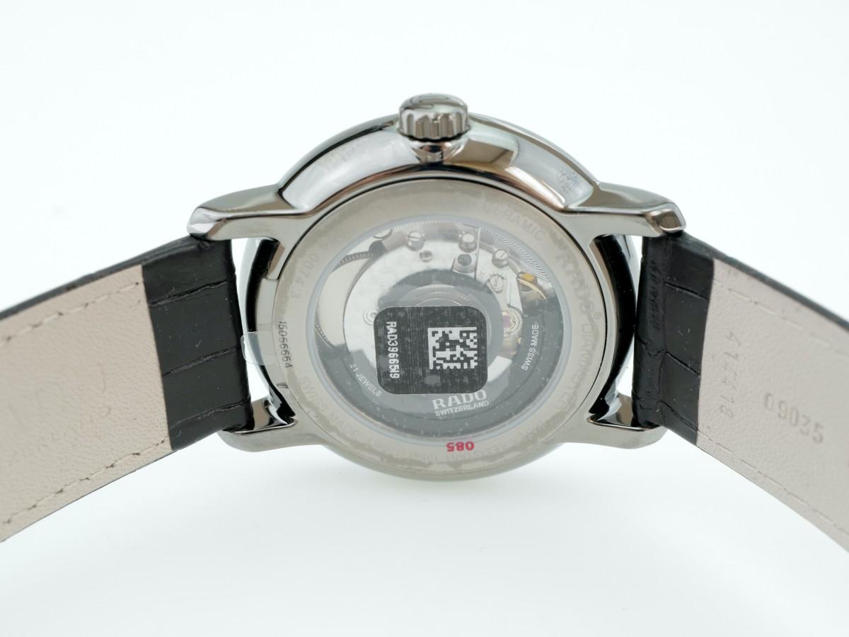 Швейцарские часы Rado Diamaster Automatic R14074096