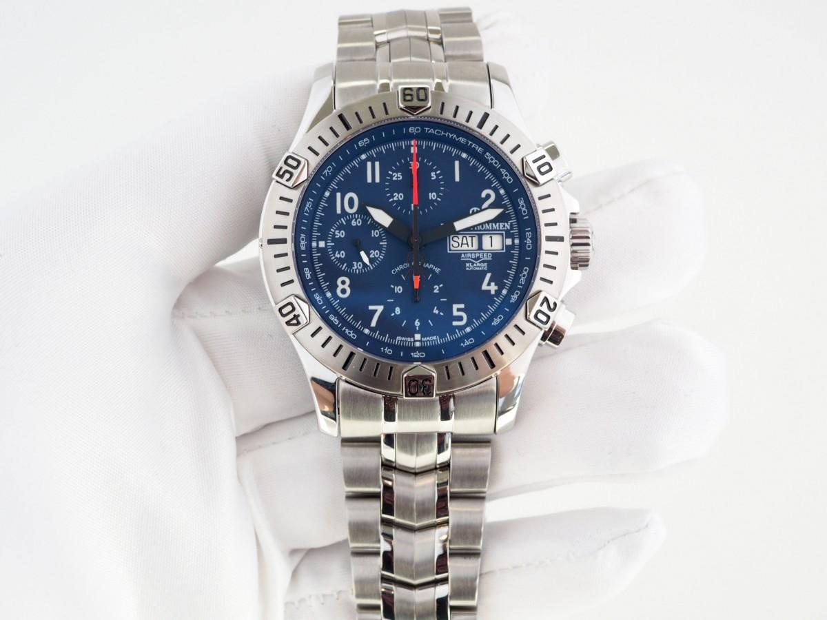Швейцарские часы Revue Thommen Airspeed XLarge