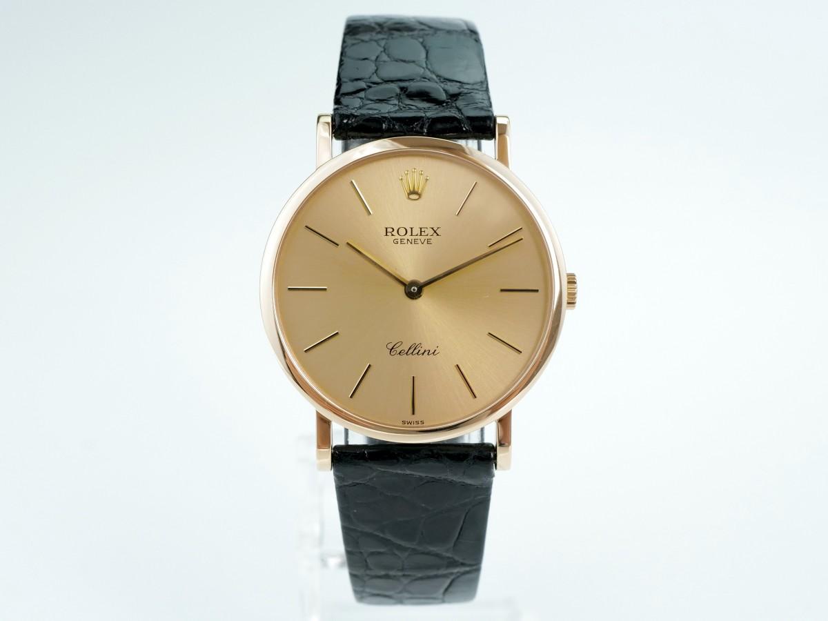 Швейцарские часы Rolex Cellini 5112