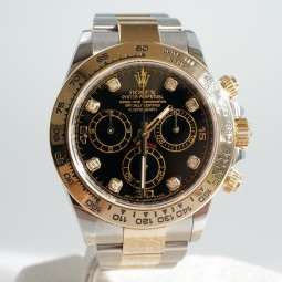 Швейцарские часы Rolex Daytona Diamonds 116503