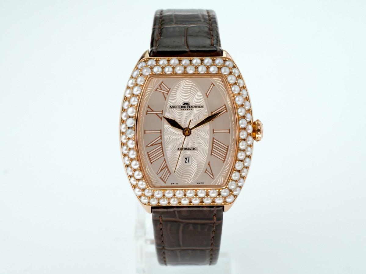 Швейцарские часы Van Der Bauwede Alexis Rose Gold
