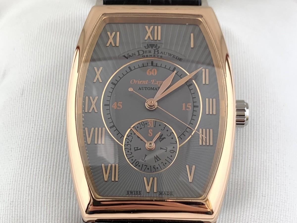 Швейцарские часы Van Der Bauwede Orient Express