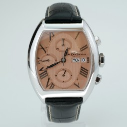 Швейцарские часы Van Der Bauwede Silver Magnum Churchill