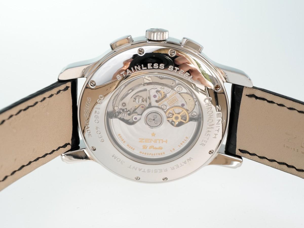 Швейцарские часы Zenith El Primero Chronomaster 45 mm