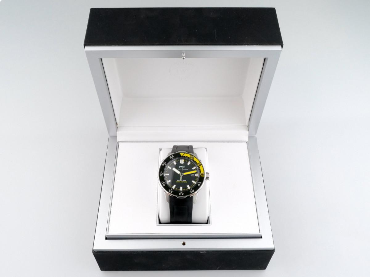 Швейцарские часы IWC Aquatimer Automatic 2000