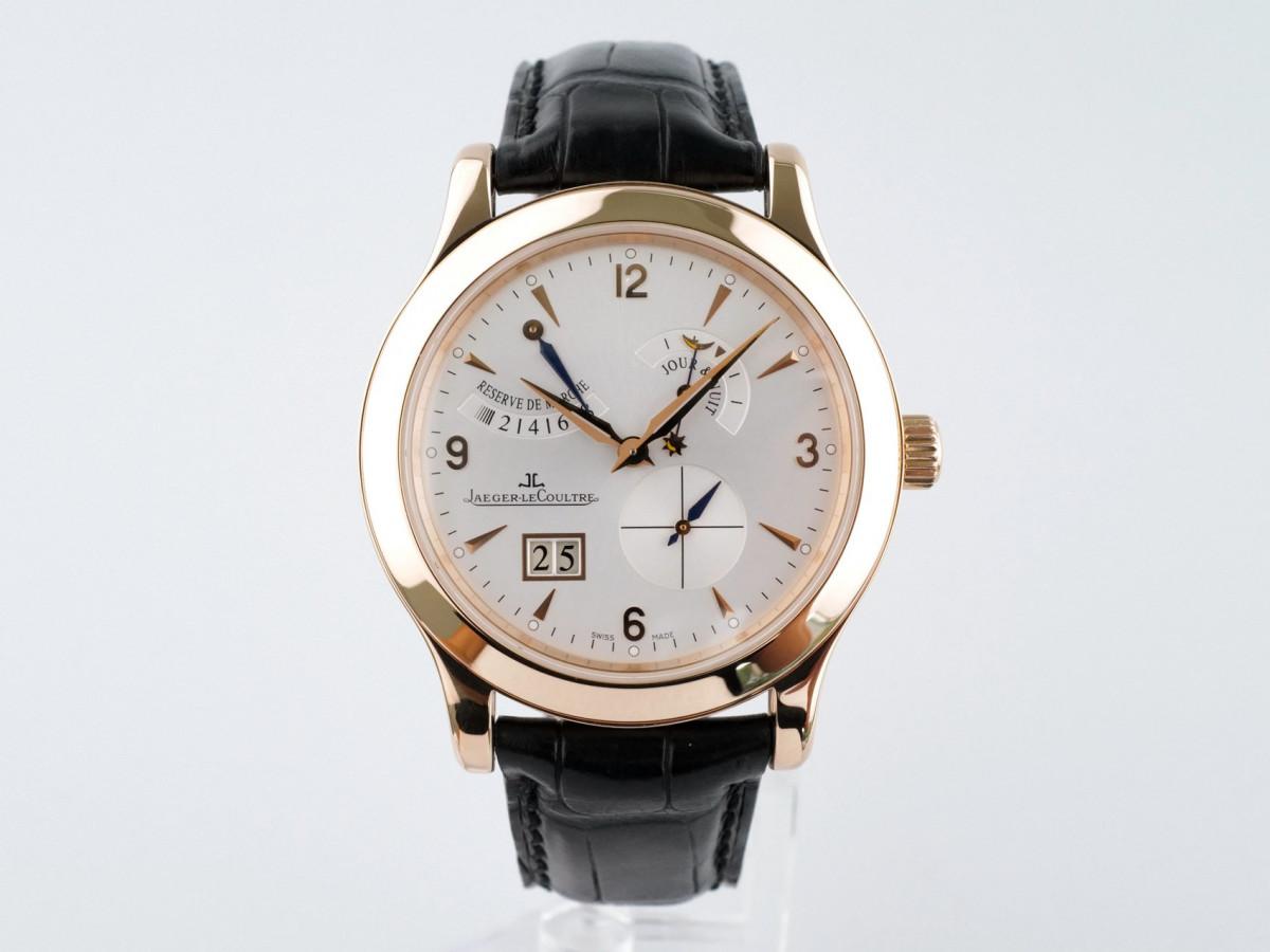 Швейцарские часы Jaeger-LeCoultre Master Control 8 Days Power Reserve 18k Rose Gold