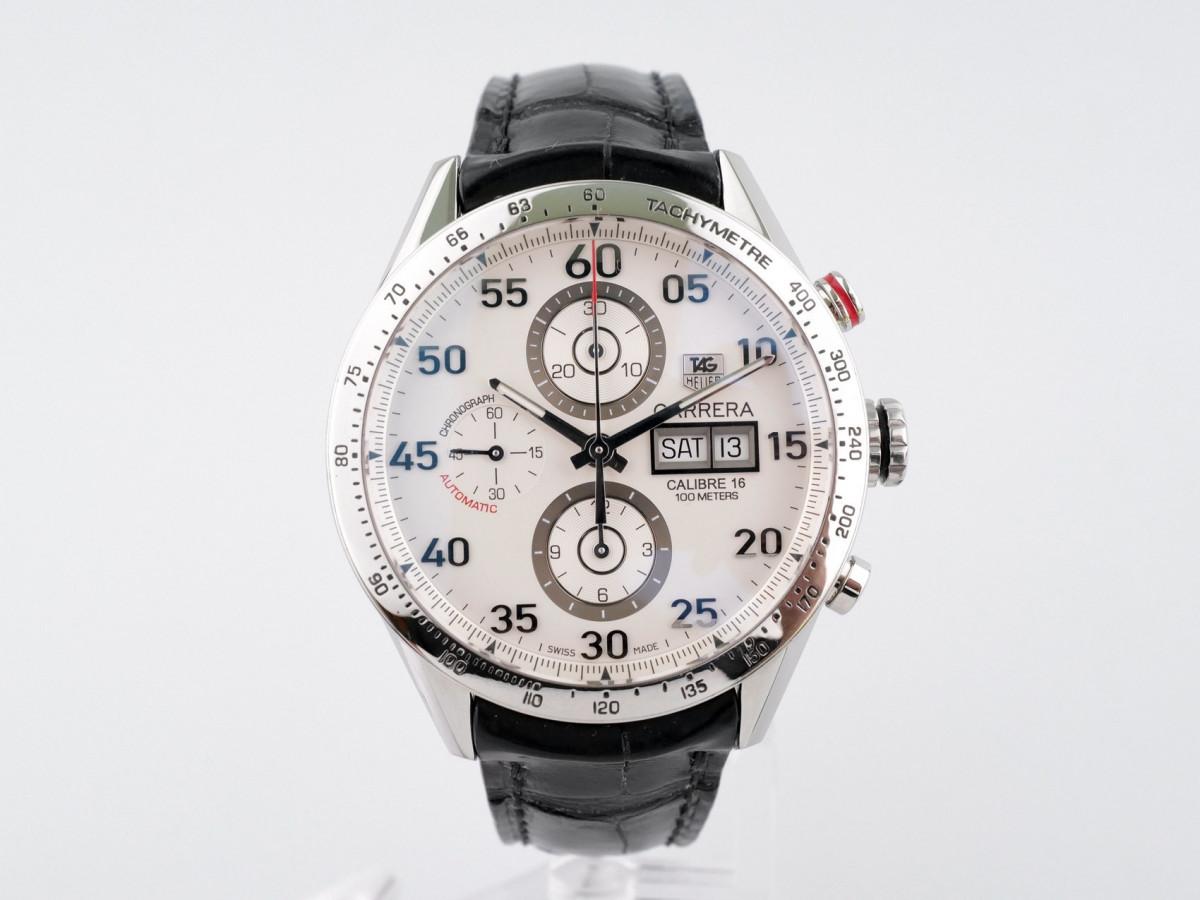 Швейцарские часы TAG Heuer Carrera Calibre 16 Day Date Automatic Chronograph