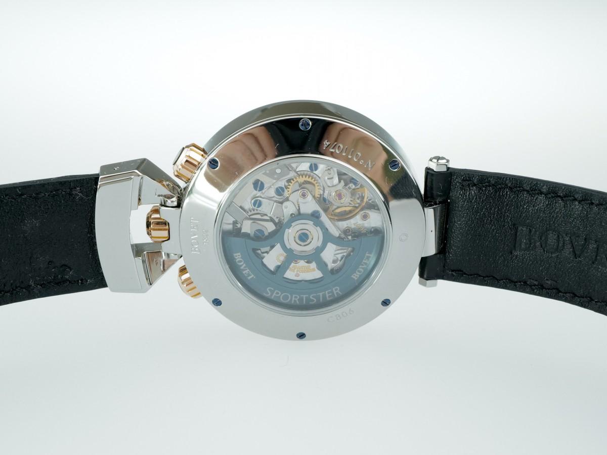 Швейцарские часы Bovet Sportster Saguaro 46mm SP0391