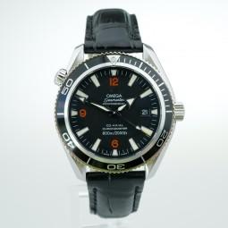 Швейцарские часы Omega Seamaster Planet Ocean Co-Axial 600M 42mm