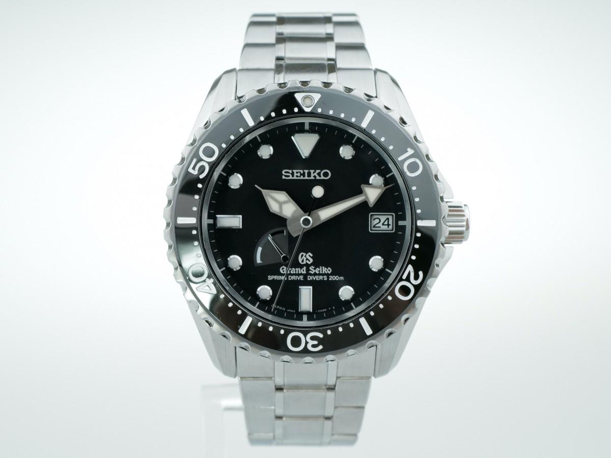Швейцарские часы Seiko Grand Seiko Spring Drive 44 mm