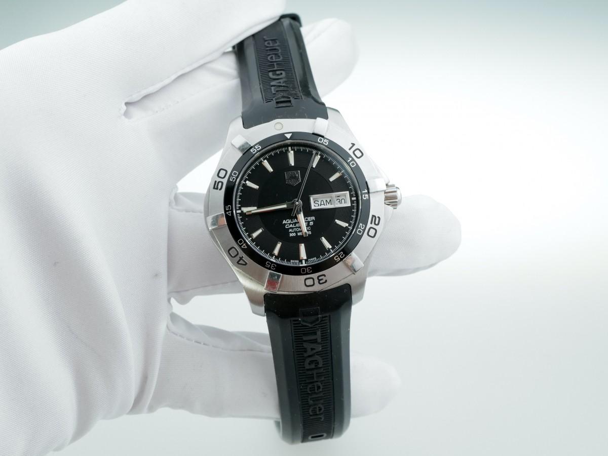 Швейцарские часы TAG Heuer Aquaracer WAF2010 41 mm