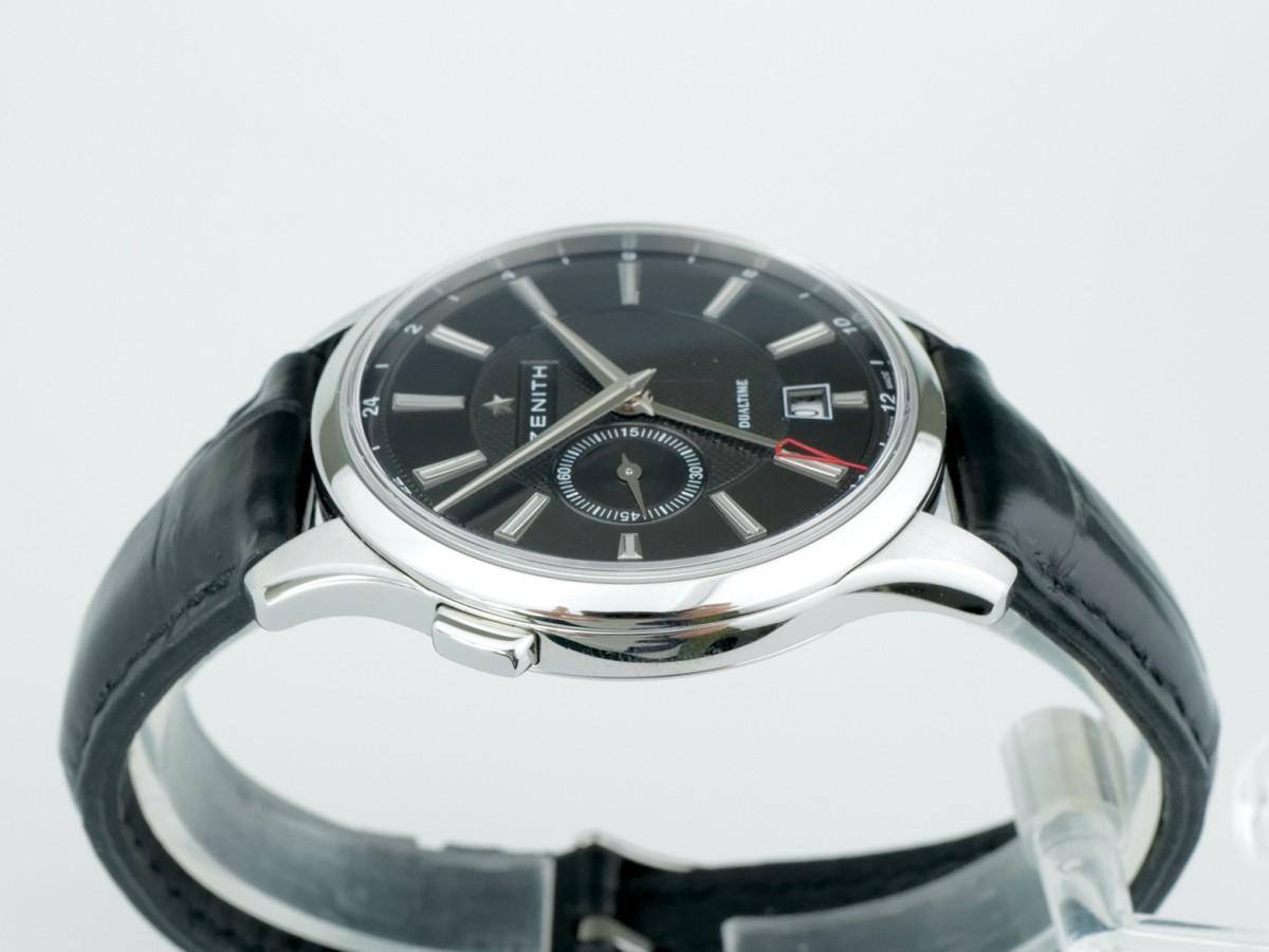 Швейцарские часы Zenith Captain Dual Time
