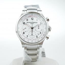Швейцарские часы Baume & Mercier Capeland Chronograph 65726