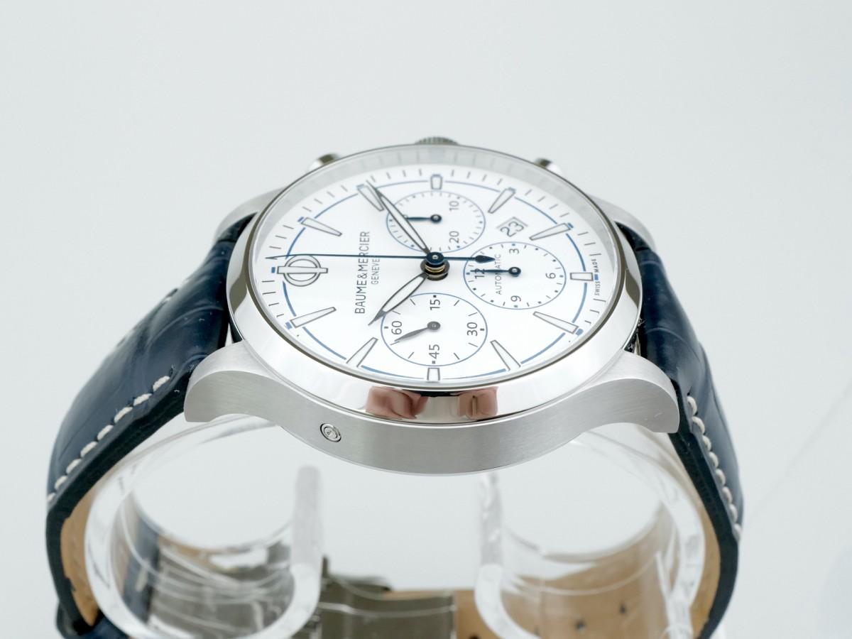 Швейцарские часы Baume & Mercier Capeland Chronograph Limited 65726