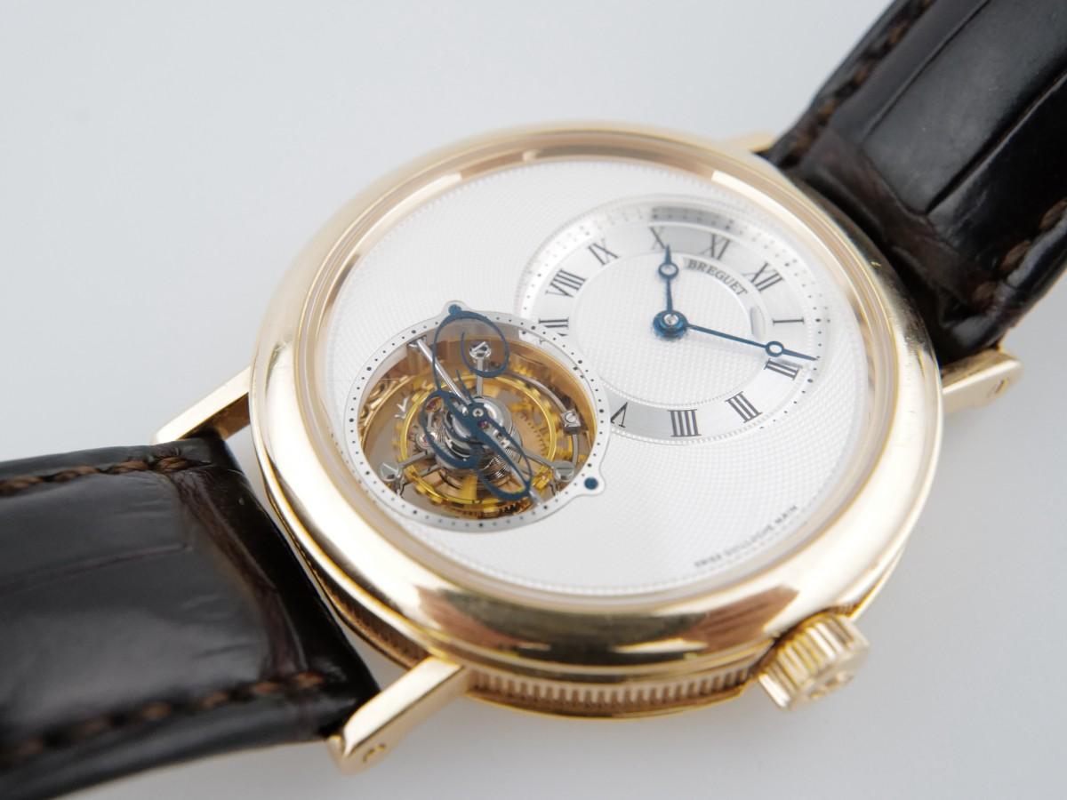 Швейцарские часы Breguet Tourbillon Classique