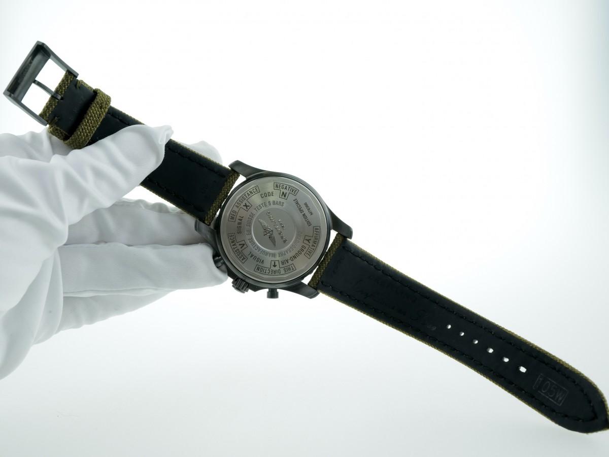 Швейцарские часы Breitling Professional Chronospace Military Edition 48mm