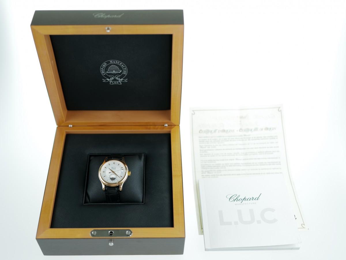 Швейцарские часы Chopard L.U.C GMT Limited Edition