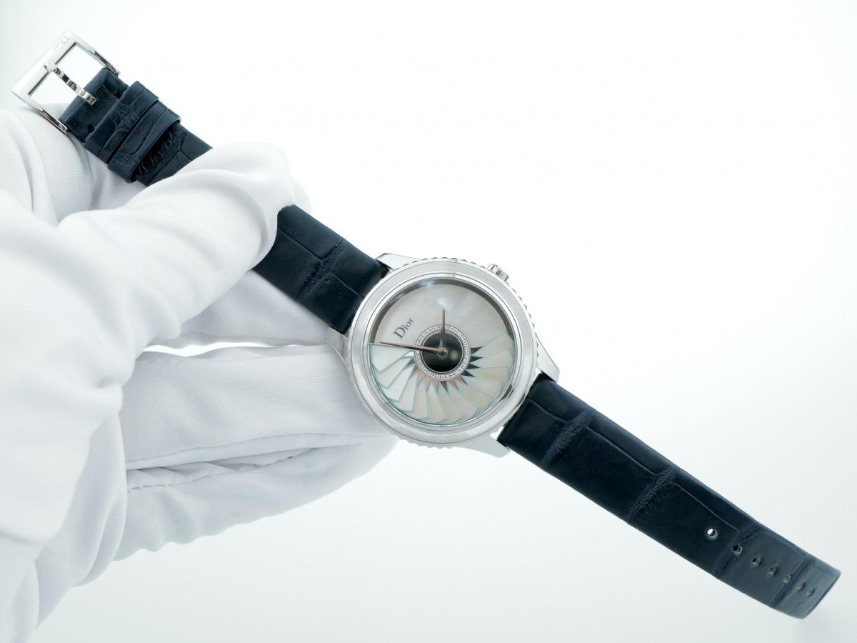 Швейцарские часы Dior Christian Grand Bal Plisse Soleil