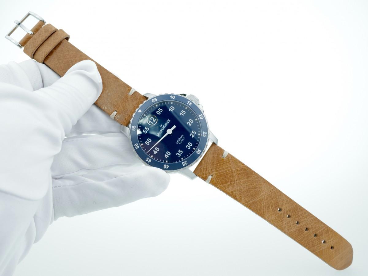 Швейцарские часы Meistersinger Salthora Meta X Jump Hour