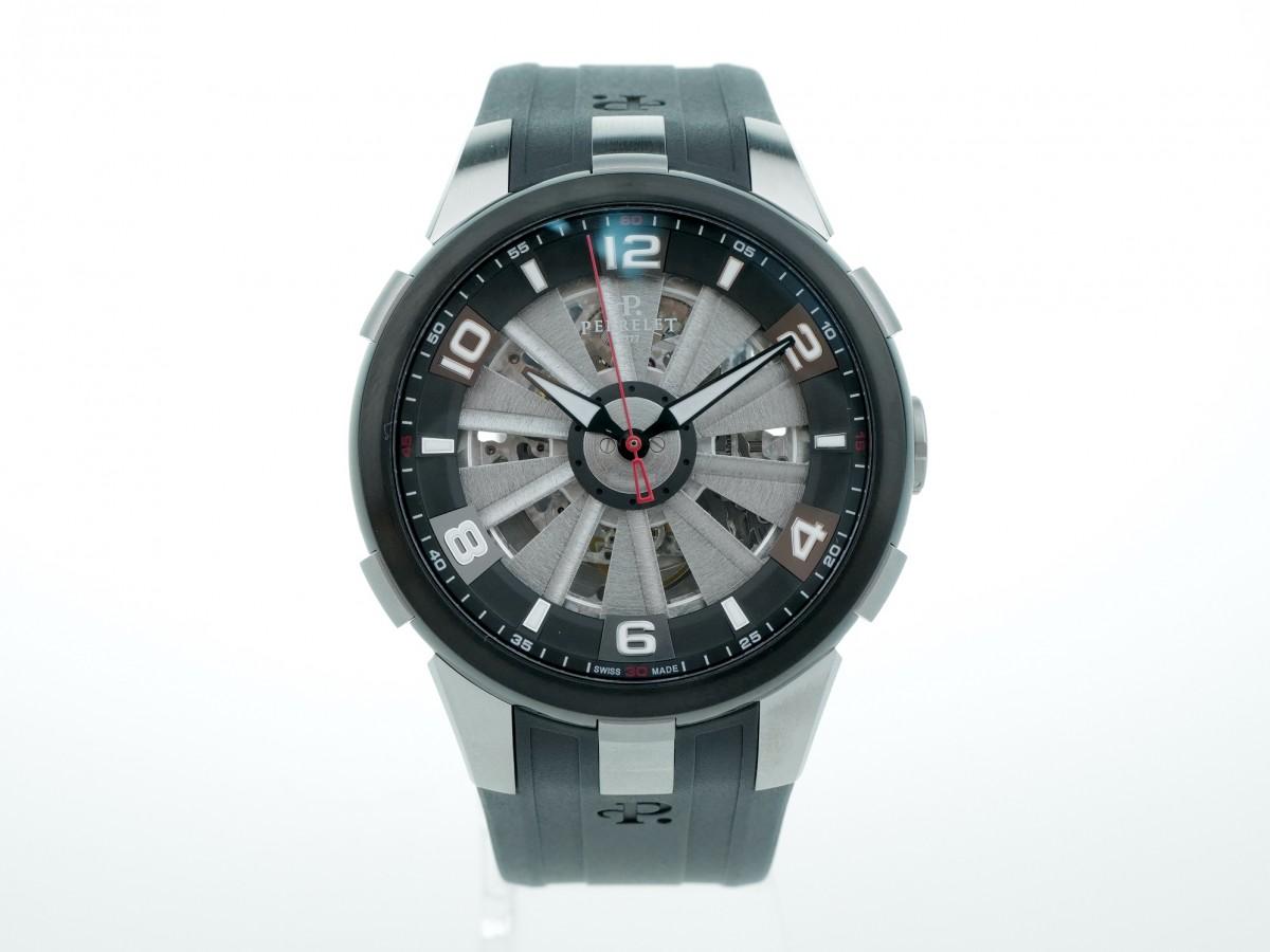 Швейцарские часы Perrelet Turbine Skeleton A1082.1