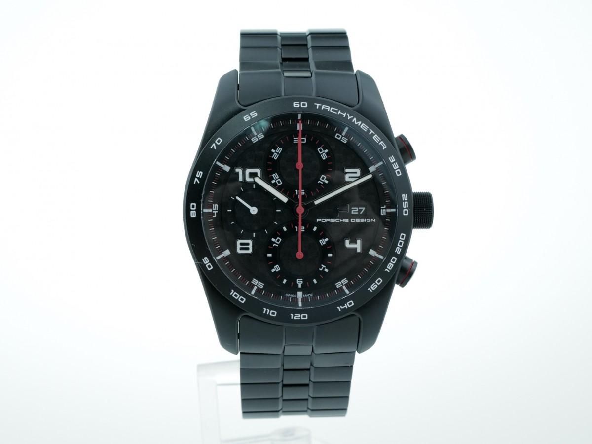 Швейцарские часы Porsche Design Chronotimer Series 1 All Black