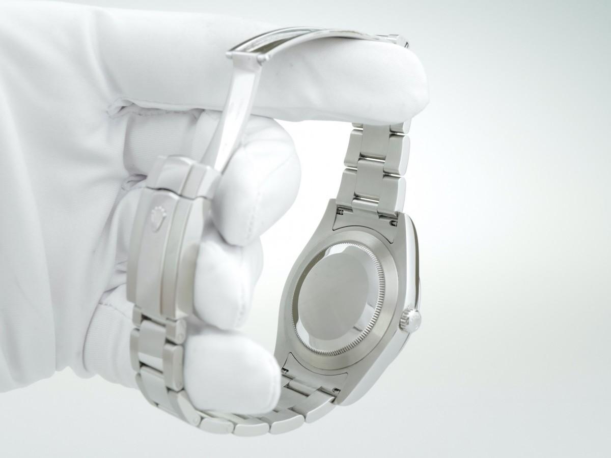 Швейцарские часы Rolex Datejust Black 41 mm 126300