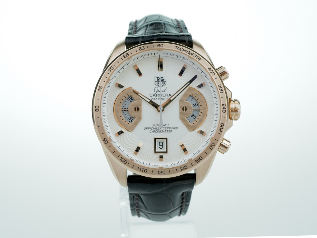 Швейцарские часы TAG Heuer Grand Carrera Gold