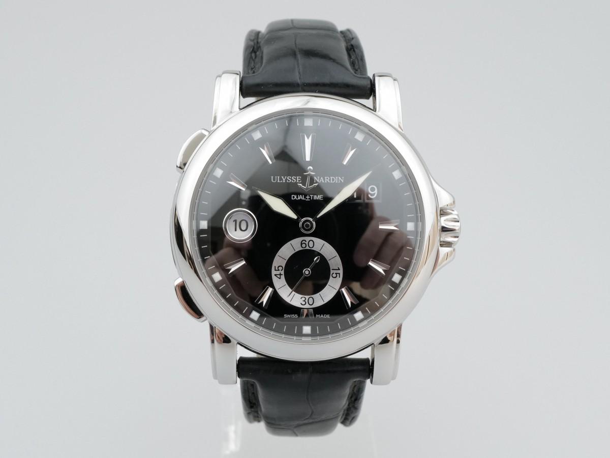 Швейцарские часы Ulysse Nardin Dual Time